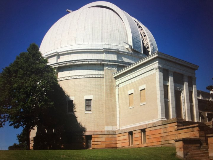 The Allegheny Observatory