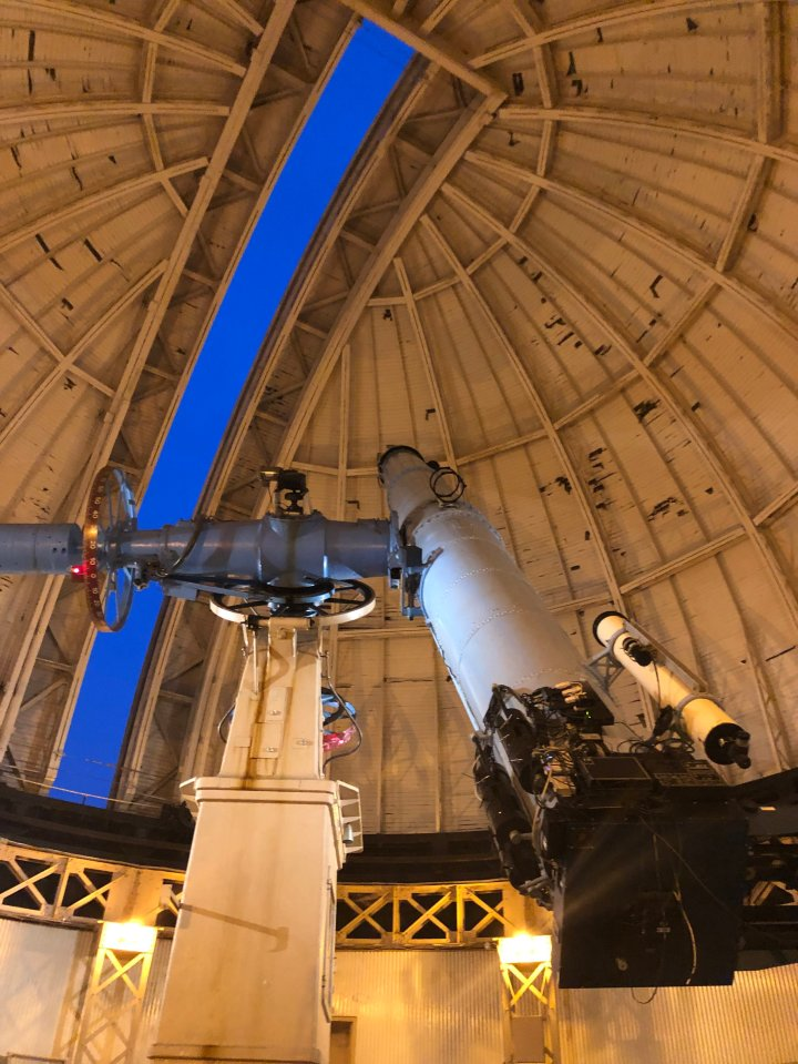 The Allegheny Observatory: How To Visit Another Planet (or two) Without Leaving the Burgh!