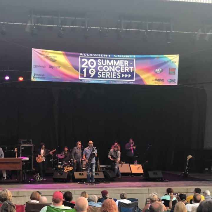 Southside Johnny Brings a Jersey Vibe to Pittsburgh's South Park